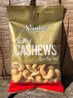 SANTOS Nuts Salted Cashews