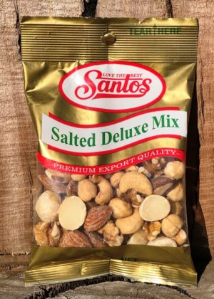 SANTOS Nuts Salted Deluxe Mix